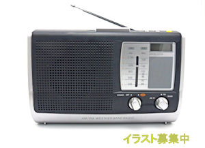 Radio 壊れ かけ の